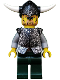 Minifig No: vik010  Name: Viking Warrior 4b