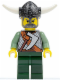 Minifig No: vik012  Name: Viking Warrior 3a