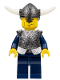Minifig No: vik015  Name: Viking Warrior 1a