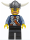 Minifig No: vik016  Name: Viking Warrior 2b