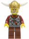Minifig No: vik021  Name: Viking Warrior 5c