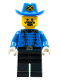 Minifig No: ww001  Name: Cavalry Colonel