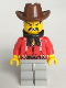 Minifig No: ww008  Name: Bandit 2