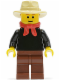 Minifig No: ww009  Name: Gold Prospector - Male (9349)