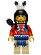 Minifig No: ww014  Name: Indian Red Shirt, Quiver