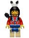 Minifig No: ww014  Name: Indian Red Shirt, Quiver