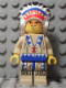 Minifig No: ww024  Name: Indian Chief 2