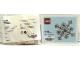 Original Box No: 10106  Name: Snowflake polybag