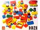 Original Box No: 1021  Name: Basic Vehicles - 78 elements
