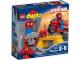 Original Box No: 10607  Name: Spider-Man Web-Bike Workshop