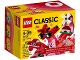 Original Box No: 10707  Name: Red Creativity Box