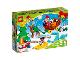 Original Box No: 10837  Name: Santa's Winter Holiday