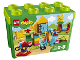 Original Box No: 10864  Name: Large Playground Brick Box