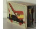 Original Box No: 128  Name: Mobile Crane (Plate Base)
