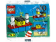 Original Box No: 1298  Name: Advent Calendar 1998, Classic Basic (Day 10)  Steamboat