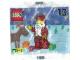 Original Box No: 1298  Name: Advent Calendar 1998, Classic Basic (Day 13) Santa