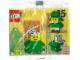 Original Box No: 1298  Name: Advent Calendar 1998, Classic Basic (Day 15) Green Elf