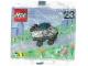 Original Box No: 1298  Name: Advent Calendar 1998, Classic Basic (Day 23) Truck
