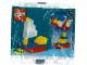 Original Box No: 1298  Name: Advent Calendar 1998, Classic Basic (Day  5) Sailboat