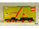 Original Box No: 134  Name: Mobile Crane and Waggon