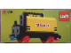 Original Box No: 136  Name: Tanker Waggon (Shell)