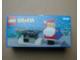 Original Box No: 1549  Name: Santa and Chimney