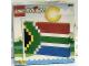 Original Box No: 1869  Name: South African Flag