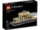 Original Box No: 21011  Name: Brandenburg Gate