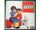 Original Box No: 211  Name: Mother and Baby with Dog