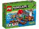 Original Box No: 21129  Name: The Mushroom Island
