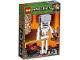 Original Box No: 21150  Name: Minecraft Skeleton BigFig with Magma Cube