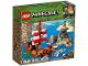 Original Box No: 21152  Name: The Pirate Ship Adventure