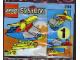 Original Box No: 2138  Name: Sabah Promotional Set: Helicopter polybag