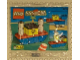 Original Box No: 2139  Name: Sabah Promotional Set: Steam Liner polybag