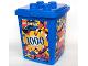 Original Box No: 2184  Name: XL Bulk Bucket
