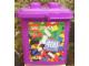 Original Box No: 2494  Name: 400-Piece Purple Bucket