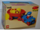 Original Box No: 2625  Name: Car with Boat and Trailer