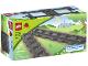 Original Box No: 2734  Name: Straight Track (Dark Bluish Gray)