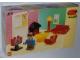 Original Box No: 2777  Name: Living Room