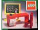 Original Box No: 291  Name: Blackboard and School Desk