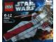 Original Box No: 30053  Name: Republic Attack Cruiser - Mini polybag