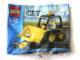 Original Box No: 30151  Name: Mining Dozer polybag