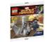 Original Box No: 30163  Name: Thor and the Cosmic Cube polybag