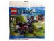 Original Box No: 30254  Name: Razcal's Double-Crosser polybag