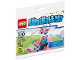 Original Box No: 30406  Name: Unikitty Roller Coaster Wagon polybag