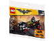 Original Box No: 30526  Name: The Mini Ultimate Batmobile polybag