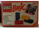 Original Box No: 325  Name: Basic Building Set - GKC 70th Birthday edition