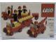 Original Box No: 340  Name: Fire Trucks