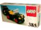 Original Box No: 385  Name: Jeep CJ-5