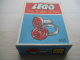 Original Box No: 401  Name: Large Wheels with Axles (The Building Toy)
